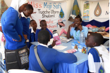 Maji Safi Group Champions Female Health in Rural Tanzania